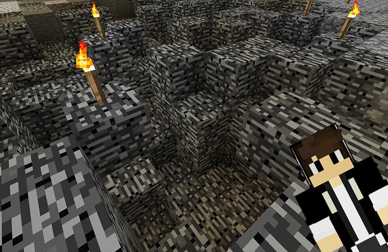 ガーディアントラップ 処理層 岩盤まで掘る